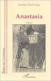 Anastasia - Couverture - Format classique