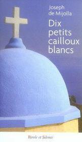 Dix petits cailloux blancs - Intérieur - Format classique