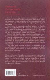 Confessions D'Un Pornocrate Romantique - 4ème de couverture - Format classique