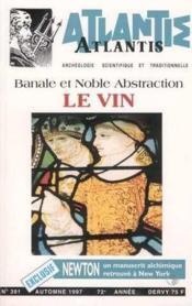 Vin (Le) N.391 - Couverture - Format classique