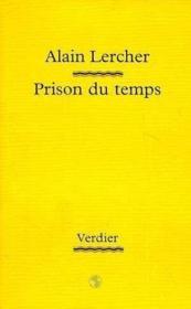 Prison Du Temps - Couverture - Format classique