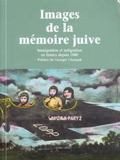 Images De La Memoire Juive Broche - Intérieur - Format classique