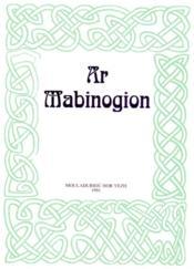 Mabinogion - Couverture - Format classique