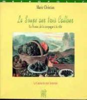 La soupe aux trois cailloux - Couverture - Format classique