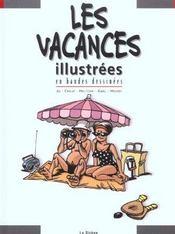 Les Vacances En Bd - Intérieur - Format classique
