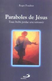 Paraboles de jesus ; toute brebis perdue sera retrouvee - Intérieur - Format classique