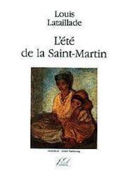 L'ete de la saint-martin - Couverture - Format classique