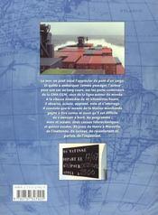 Autour Du Monde En Cargo : Du Havre A Marseille Via Auckland - 4ème de couverture - Format classique