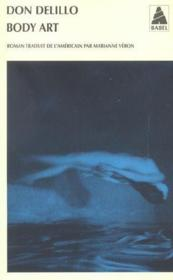 Body Art Babel 603 - Couverture - Format classique