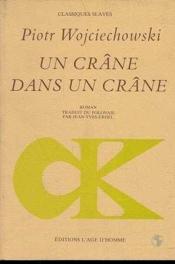 Un Crane Dans Un Crane - Couverture - Format classique