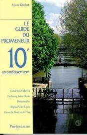 Le 10e arrondissement - Couverture - Format classique