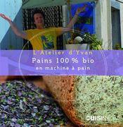 Pain 100% Bio En Machine - Intérieur - Format classique