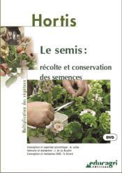 Semis : recolte et conservation des semences (dvd) (le) - Couverture - Format classique