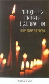 Nouvelles prières d'adoration - Intérieur - Format classique
