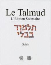 Le Talmud ; l'édition Steinsaltz t.10 ; Babli Baba Metsia 3 - Couverture - Format classique