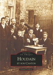 Houdain et son canton - Couverture - Format classique