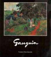 Gauguin 1998-Relie - Couverture - Format classique