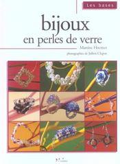 Bijoux En Perles De Verre - Intérieur - Format classique