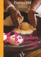 Ramadan, la cuisine du partage - Intérieur - Format classique