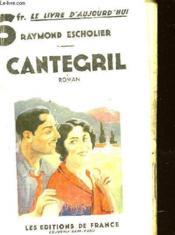 Cantegril - Couverture - Format classique