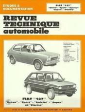 Rta 319.4 Fiat 127-Special-Brava-Super-Sport (72/85) - Couverture - Format classique