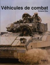 Véhicules de combat - Couverture - Format classique