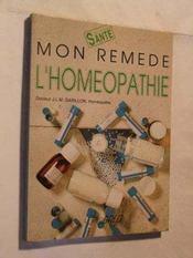 Remede homeopathie - Intérieur - Format classique