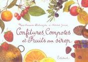 Confitures, compotes et fruits au sirop - Intérieur - Format classique