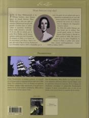 Frankenstein, de Mary Shelley t.1 - 4ème de couverture - Format classique