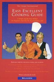 Easy Excellent Cooking Guide - Intérieur - Format classique