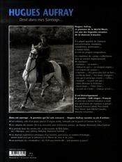 Hugues Aufray - 4ème de couverture - Format classique