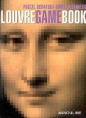 Louvre game book - Couverture - Format classique