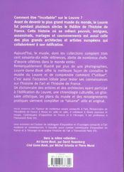 Louvre game book - 4ème de couverture - Format classique