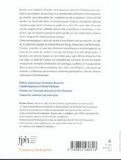 Choix Technologiques, Choix De Societe - 4ème de couverture - Format classique