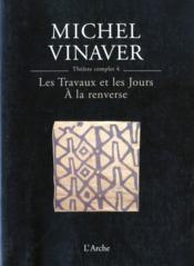 Theatre t4 vinaver - Couverture - Format classique