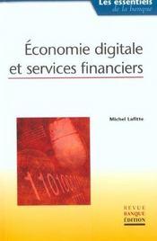 Economie digitale et services financiers - Intérieur - Format classique