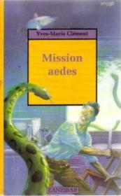 Mission aedes - Couverture - Format classique