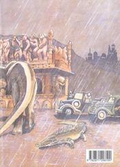 Number 5 t.6 - 4ème de couverture - Format classique