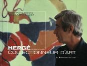 Hergé, collectionneur d'art - Intérieur - Format classique
