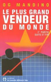 Plus Grand Vendeur Du Monde T2 - Couverture - Format classique