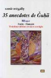 35 anecdotes de Guhâ - Couverture - Format classique