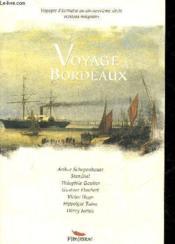 Voyage A Bordeaux - Couverture - Format classique