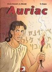 Auriac - Couverture - Format classique