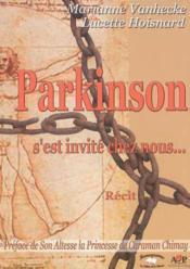 Parkinson S'Est Invite Chez Vous - Couverture - Format classique