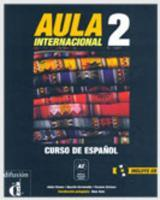 Aula Internacional 2 Libro Del Alumno + Cd - Couverture - Format classique