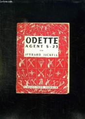 Odette Agent S 23. - Couverture - Format classique