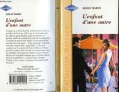 L'Enfant D'Une Autre - The Baby Bond - Couverture - Format classique