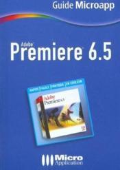 Premiere 6.5 - Couverture - Format classique