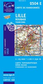 Lille ; Roubaix ; Tourcoing - Couverture - Format classique
