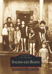 Salins-les-Bains - Couverture - Format classique